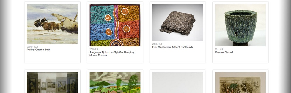 Online Art Collection